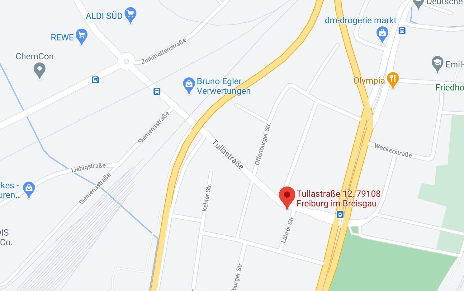 Kosmetik und Entspannung bei Bianca Aebi Freiburg - Tullastrasse